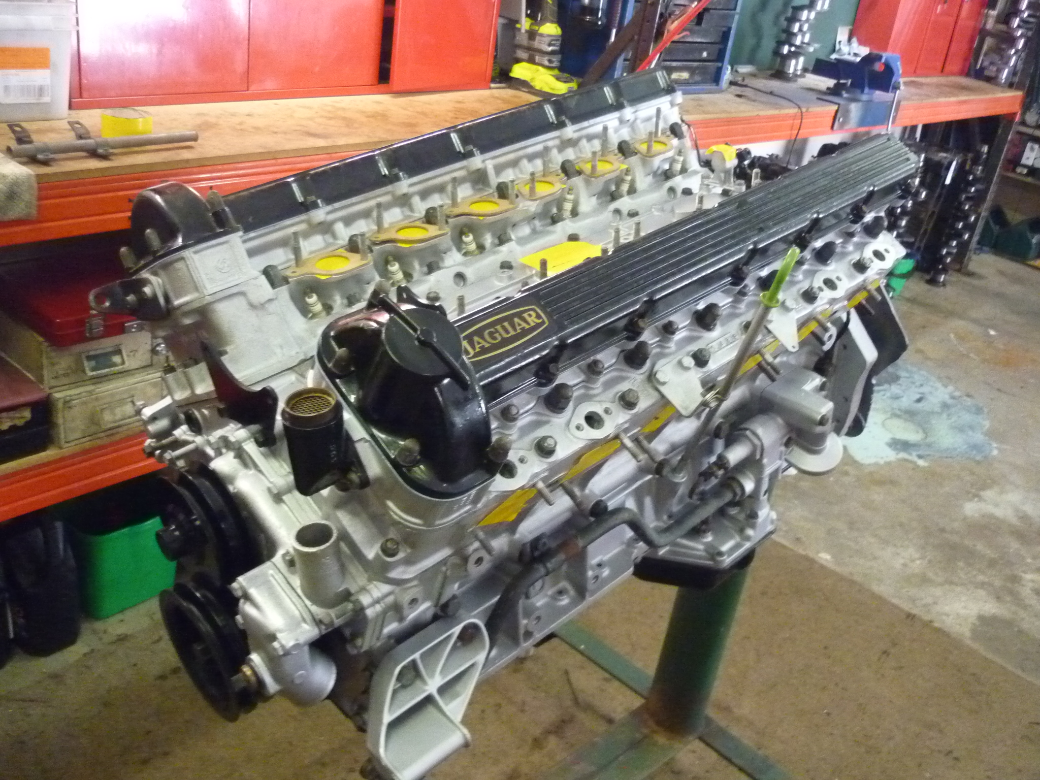 V12 Engine For Sale Peninsula Jag